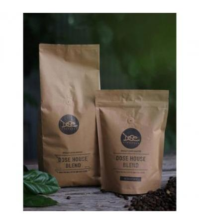 Coffee Beans Dose House Blend 250gram