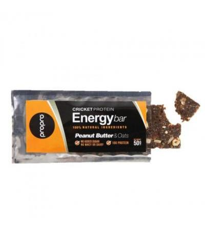 Cricket Protein Energy Bar Peanut Butter & Oats