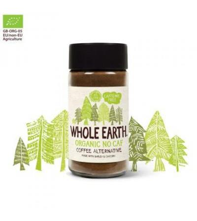 De Caf Whole Earth Wakeup Coffee 100gram
