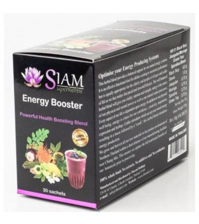 Energy Booster 30 Sachets