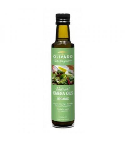 Olivado Omega Plus Extra Virgin Oil 250ml