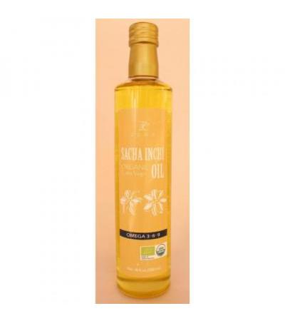 Sacha Inchi Oil Organic 500 ml